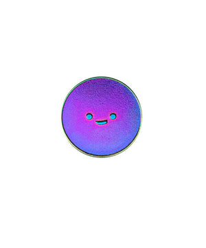 Rainbow Full of Smiles Pin
