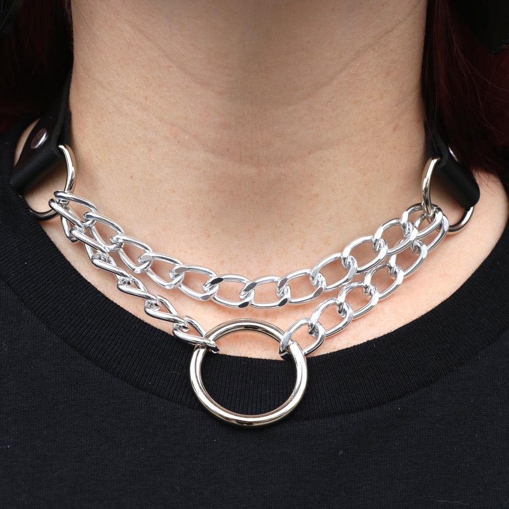 Chain Me Up Choker