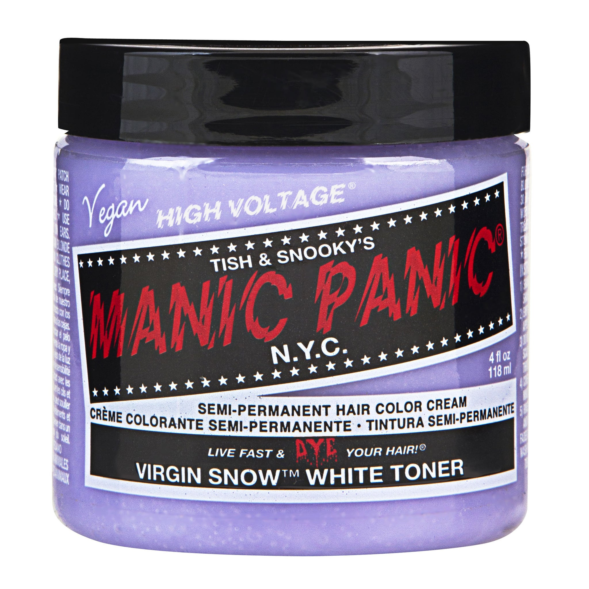Virgin Snow - Manic Panic