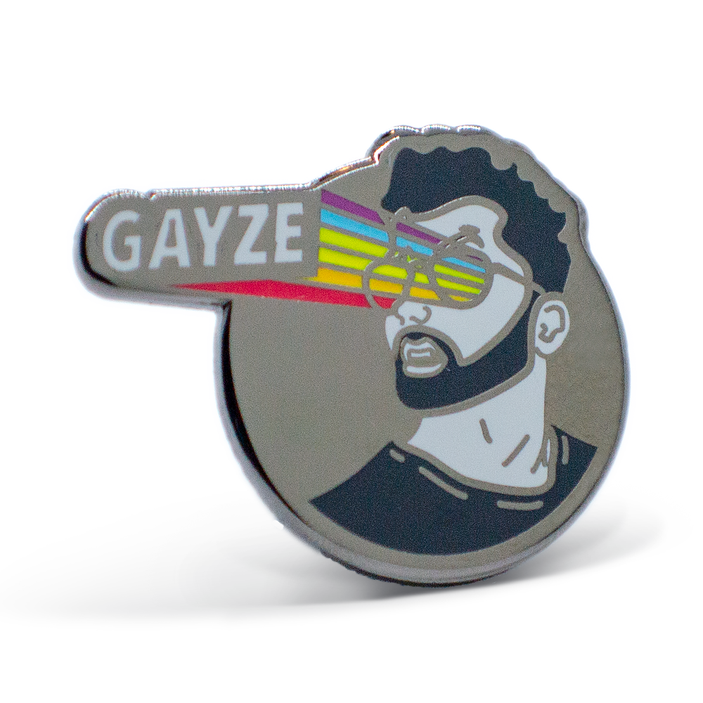 Gayze Pin