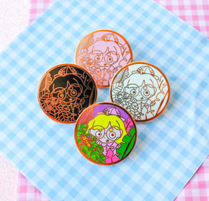Safari Mari Pin