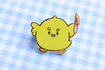 Knife Duck Pin