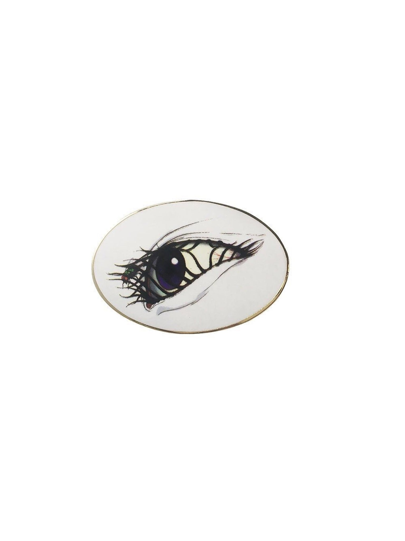 Aeon Flux Eye Pin