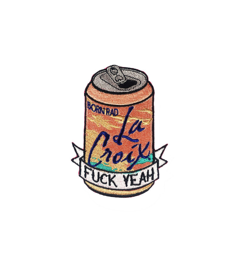 La Croix Grapefruit Patch