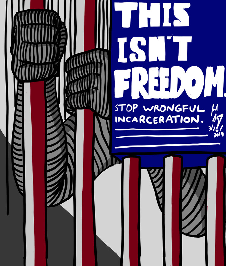 This Isn't Freedom Print
