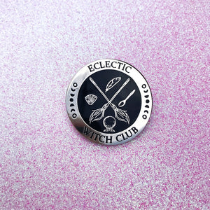 Eclectic Witch Club Pin