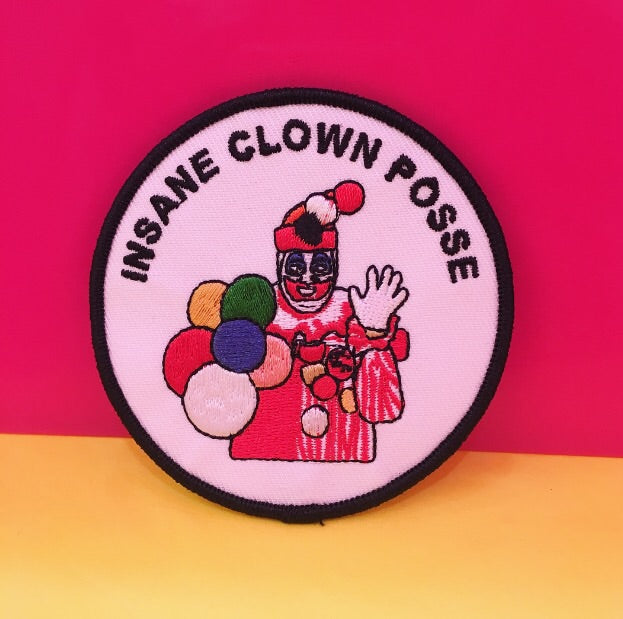 Insane Clown Posse Patch