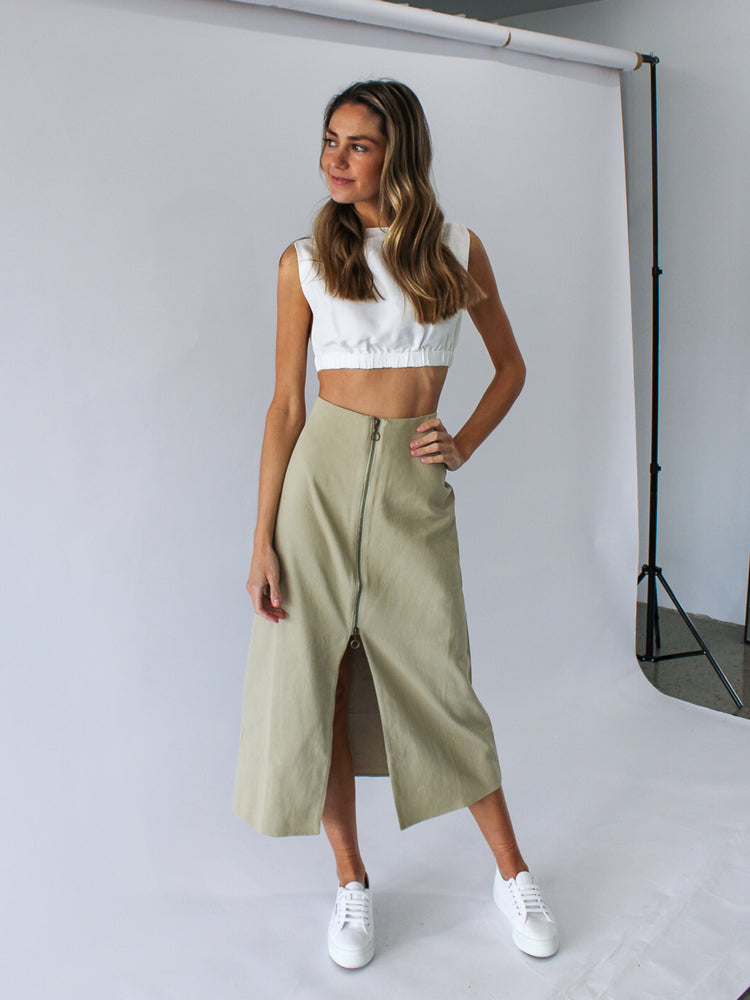 Load image into Gallery viewer, Etta Midi Skirt