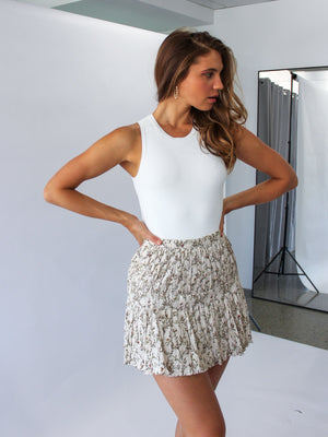 Load image into Gallery viewer, Alba Mini Skirt
