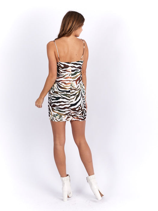 Casino Slip Dress