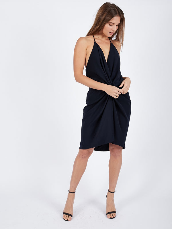 Jenkins Twist Dress