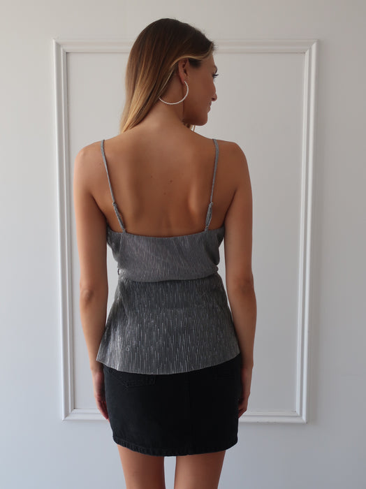 Luminate Wrap Cami