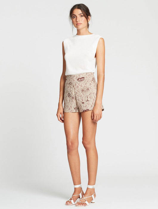 Stella Zip Short