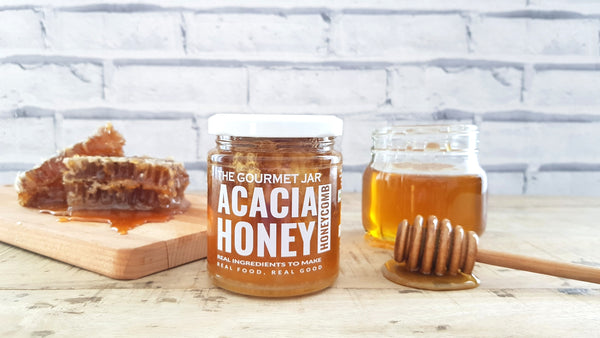 Acacia Honey with Honeycomb
