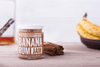 Banana Rum Jam (240 gms)-The Gourmet Jar