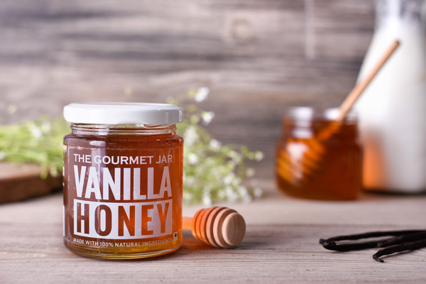 Vanilla Honey-The Gourmet Jar