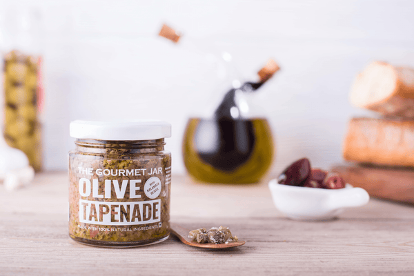 Olive Tapenade (with Kalamata Olives) - 110 gms-The Gourmet Jar