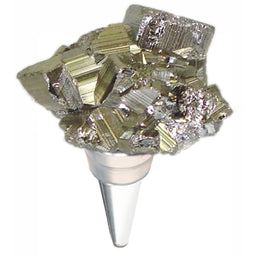 Bottlestopper - Lia - Pyrite