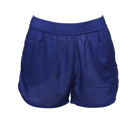 Scallop Shorts - Navy