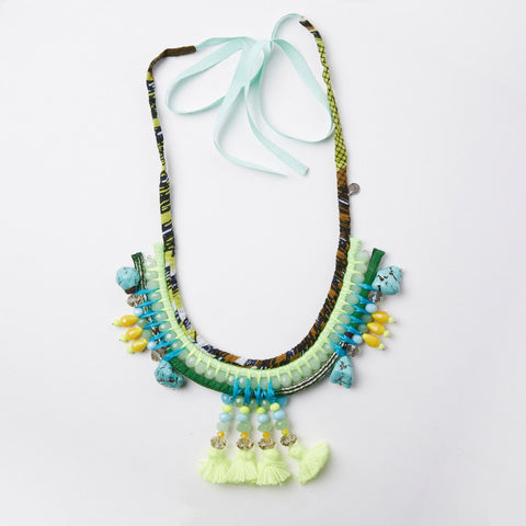 Necklace - Plastron Apache XL
