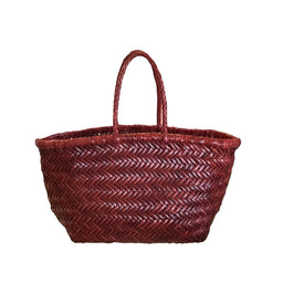 Bamboo Triple Jump Bag - Small - Bordo