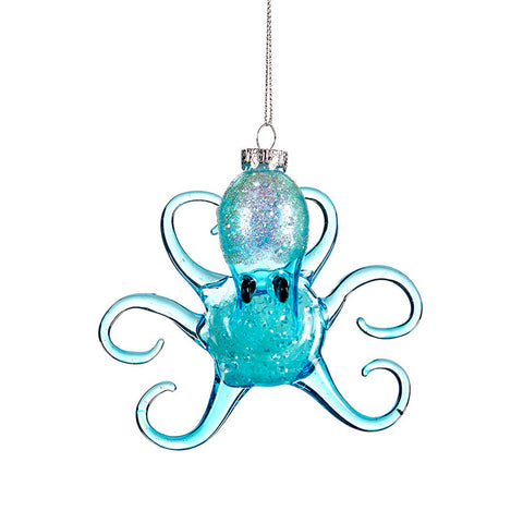 Octopus Ornament - Floating