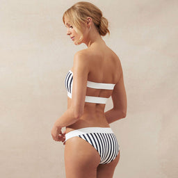 BB Reversible - Wide Bandeau Top - Nautical