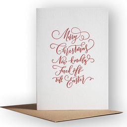 Greeting card - Have A Fucking Amazing Christmas