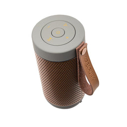 Speaker - aFUNK - Cool Grey w/ Rose Gold Grill