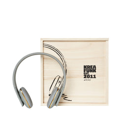 Head Phones - aHEAD - Cool Grey