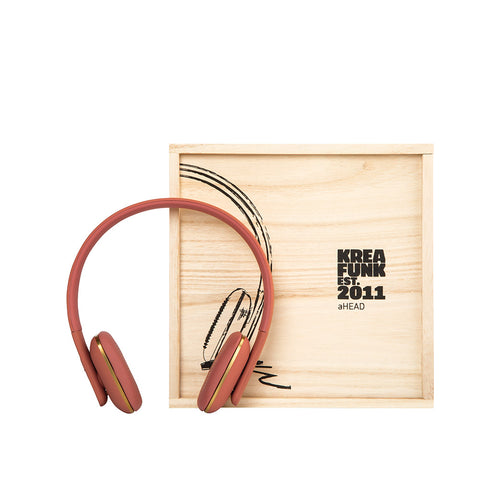 Head Phones - aHEAD - Soft Coral