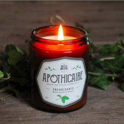 Scented Candle - Essential oils - Energising