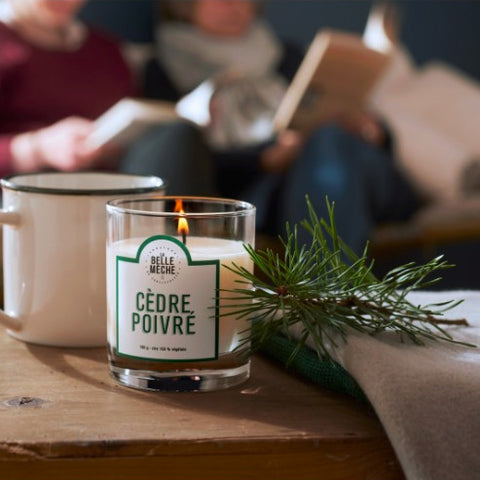 Scented Candle - Cedarwood