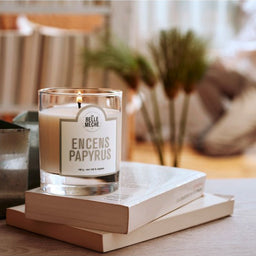 Scented Candle - Incense Papyrus