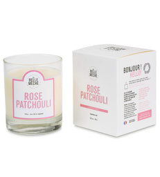 Scented Candle - Rose Patchouli