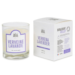 Scented Candle - Verbena Lavender