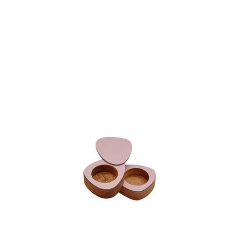 Salt & Pepper Curve - Nupo Rose/Oak Nature