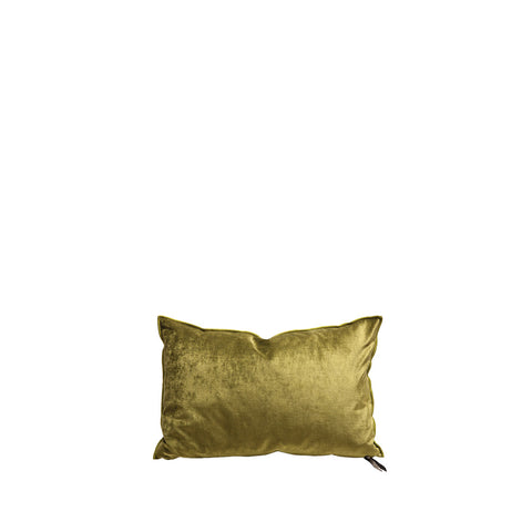 Cushion - Vice Versa / Royal Velvet - Absinthe - 65x65cm