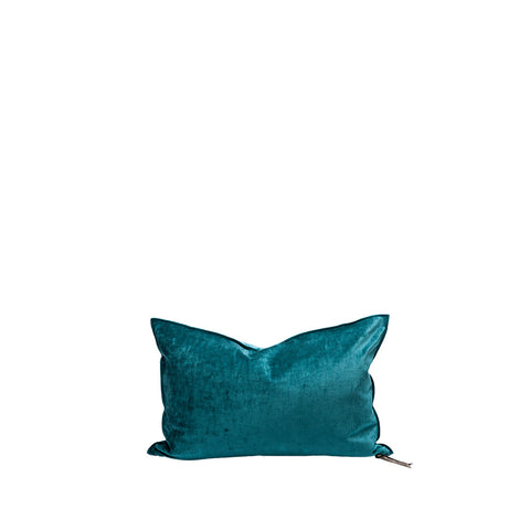 Cushion - Vice Versa / Royal Velvet - Paon - 50x50cm