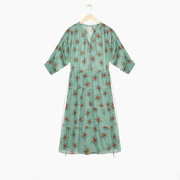Ischia Dress - Emerald