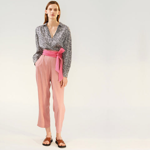 Moses  Pants - Rose