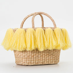 Dora Vix Bag - Yellow