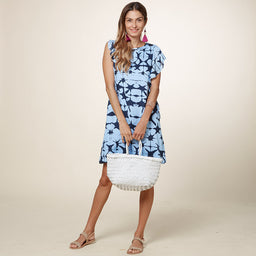 Kaelyn Dress - Tie Dye