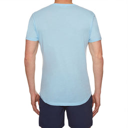 OB-V Shirt - Powder Blue