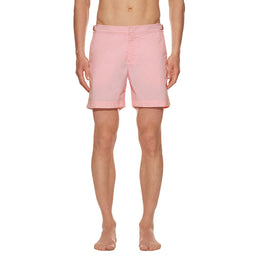 Bulldog Swim Shorts - Mid Length - Camelia