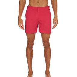 Bulldog Swim Shorts - Mid-length - Anemone