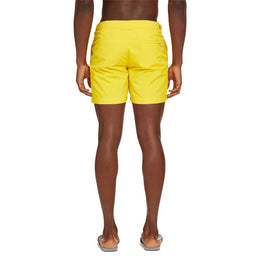 Bulldog Swim Shorts - Mid Length - Toucan Yellow