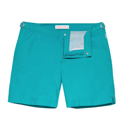 Bulldog Swim Shorts - Mid-Length- Scuba Blue