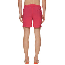 Bulldog Sport Swim Shorts - Mid length - Bright Fuchsia