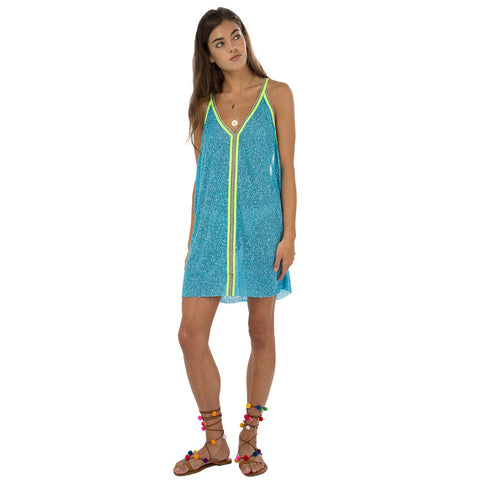 Mini SunDress - Blue